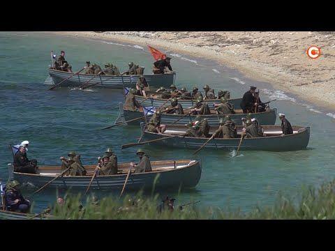 Севастополь готовится к Константиновскому морскому историческому фестивалю (СЮЖЕТ)
