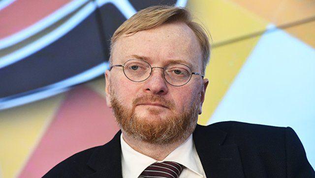 Милонов ответил Кулебе на слова о захвате Россией Азовского моря