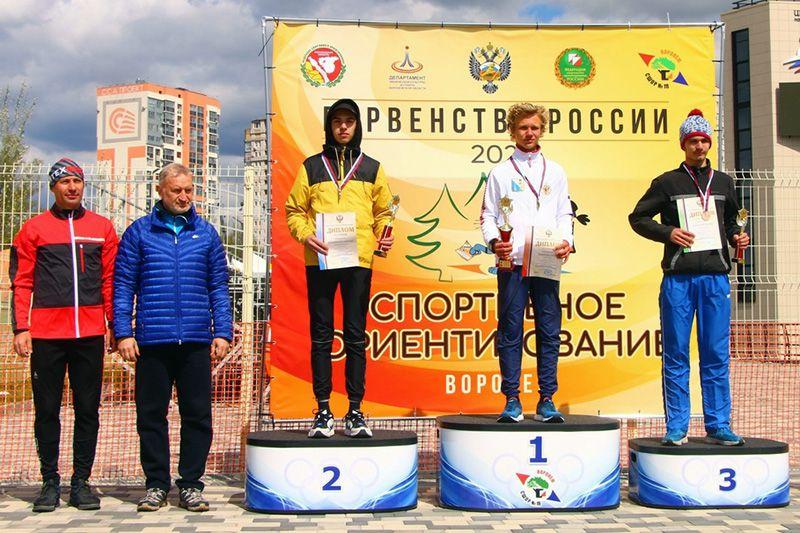 Севастополец одержал победу в первенстве России по спортивному ориентированию