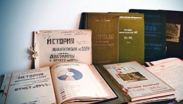 Найденные в тайнике документы о военных медиках опубликовали в Москве