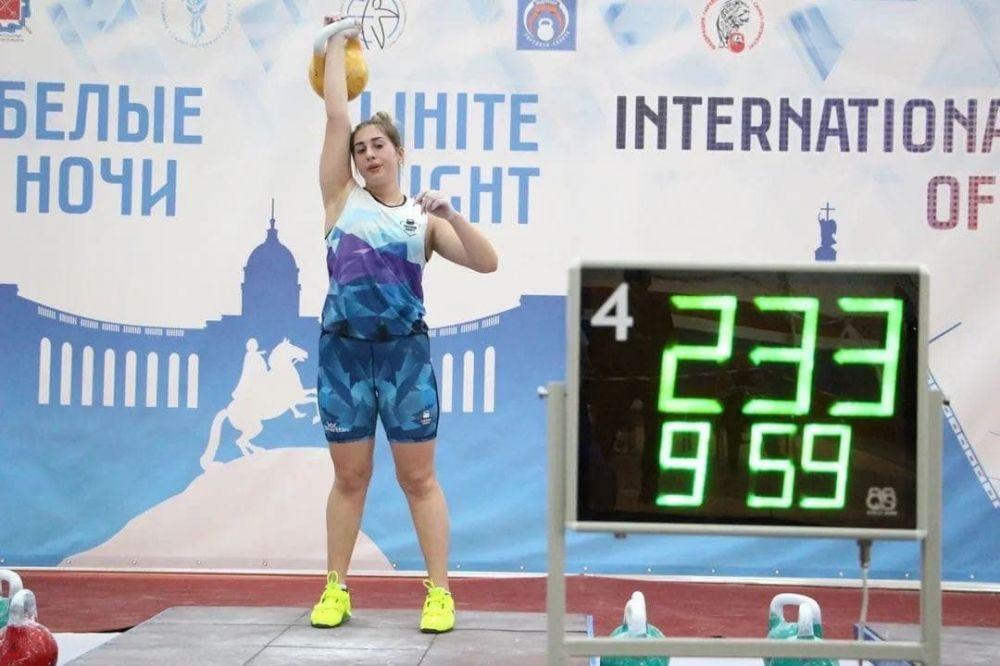 Крымские гиревики выиграли соревнования в Санкт-Петербурге