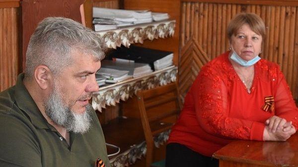 Руководители администрации Джанкойского района продолжают встречаться с жителями сёл