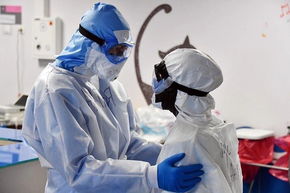 Коронавирус в Крыму, последние новости на 7 мая: Еще 102 заболевших