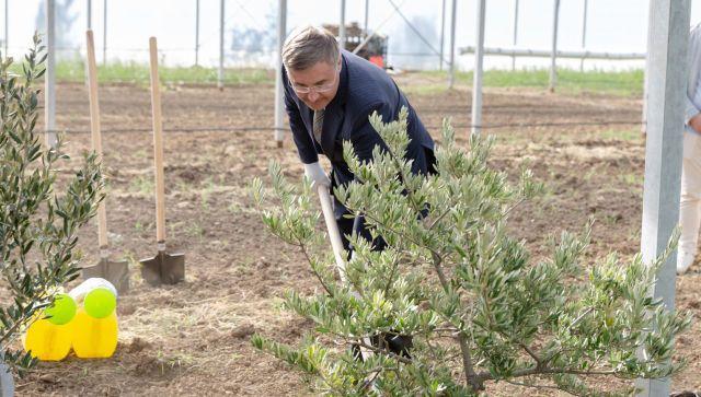 В Крыму запустили инновационную сельскохозяйственную долину
