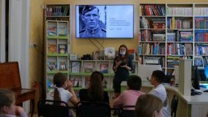 В Республиканской детской библиотеке им. В.Н. Орлова проведен цикл тематических мероприятий