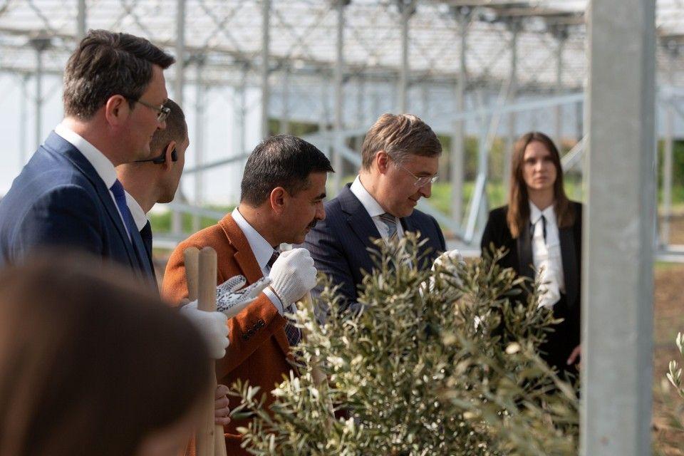 В Крымском федеральном университете запустили инновационную сельхоздолину