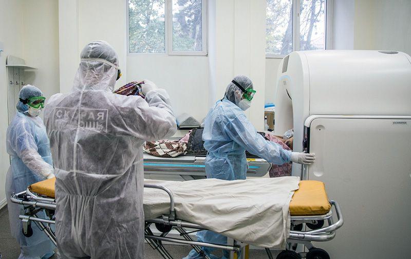 Оперативная сводка по коронавирусу в Севастополе за 7 мая: плюс 23, трое умерли