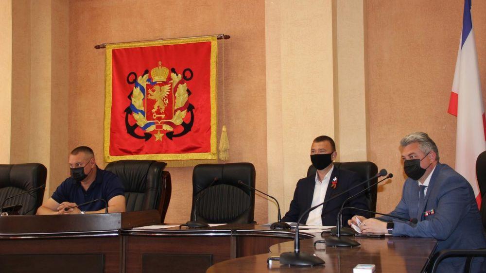 В Керчи состоялось заседание штаба по коронавирусной инфекции