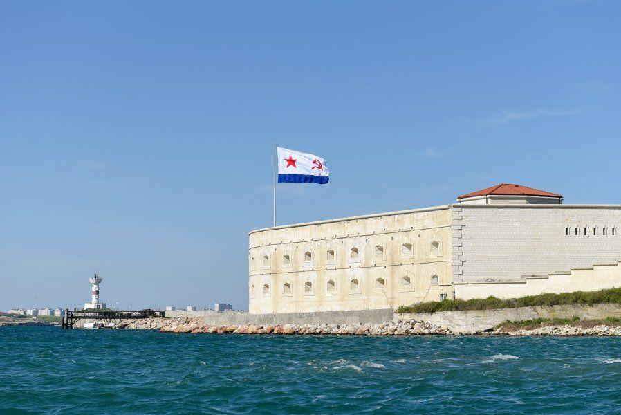 Константиновский военно-морской исторический фестиваль впервые состоялся в Севастополе