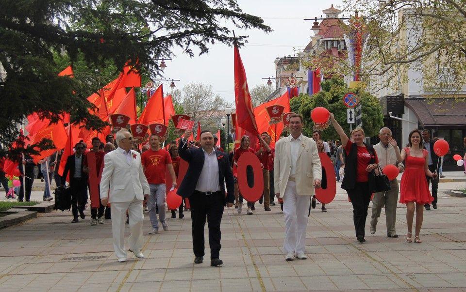 Крымские коммунисты выступают против переноса акции «Бессмертный полк» на 24 июня