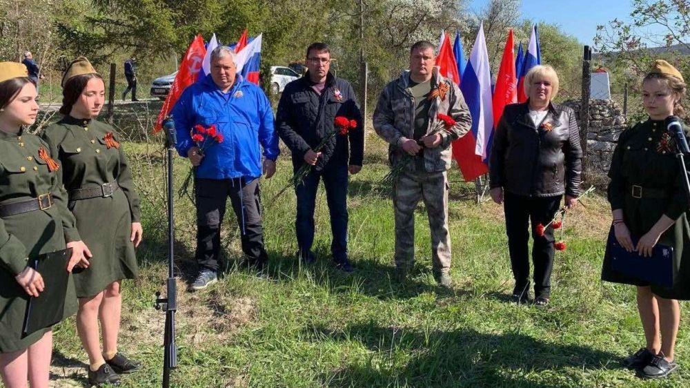 Руководство МЧС РК приняло участие в открытии Марша школьников по местам боевой славы