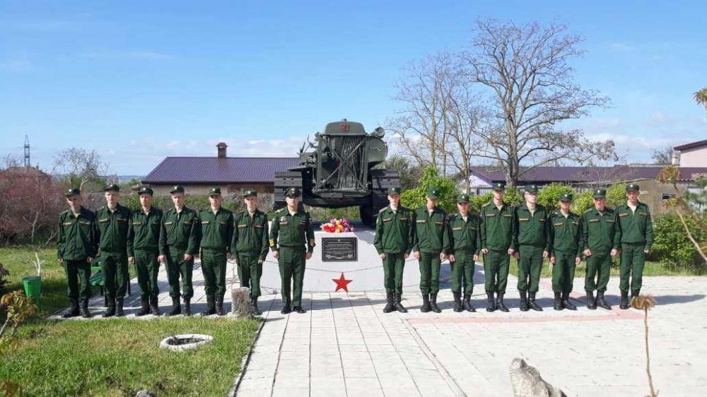 В Мемориальном комплексе «Аджимушкай» проведено мероприятие «Этот день мы приближали, как могли»