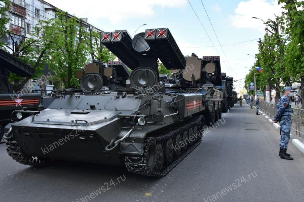 Парад Победы 2021 в Симферополе: фото, видео