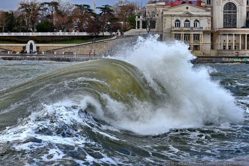 Прогноз погоды на 9 мая: в Крыму и Севастополе местами грозы и сильный порывистый ветер