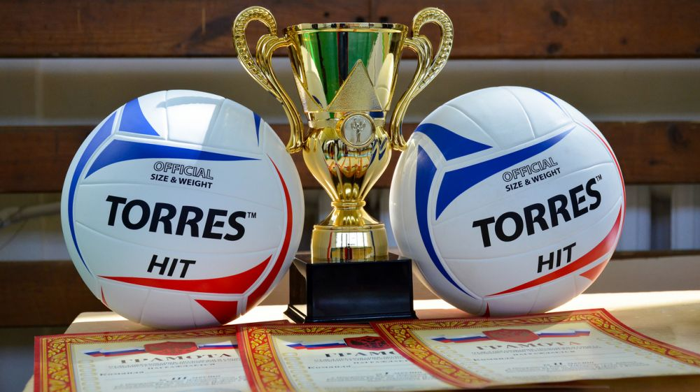 Состоялся Кубок по волейболу среди команд образовательных учреждений района