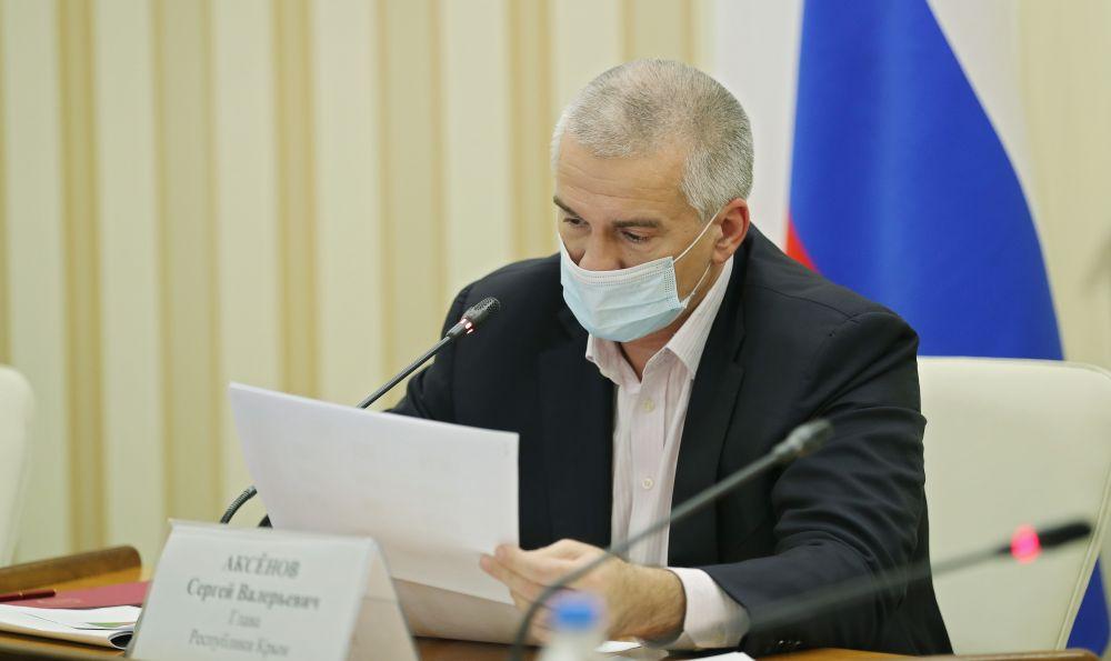 Аксёнов нагрянет с проверкой в каждый регион Крыма для контроля глав администраций