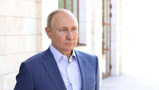 Путин рассказал о количестве привитых от коронавируса в России - видео