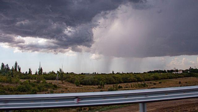 Дожди и ветер: прогноз погоды в Крыму на вторник