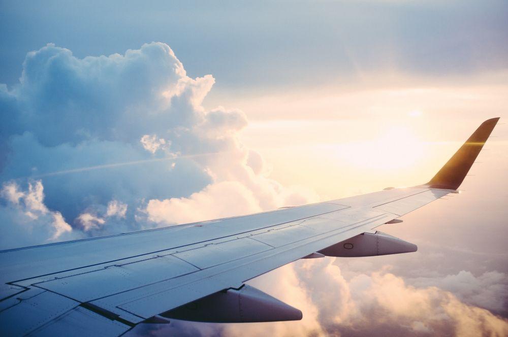 Аэропорт Симферополя принял в майские праздники на 68% пассажиров больше, чем в период до пандемии коронавируса
