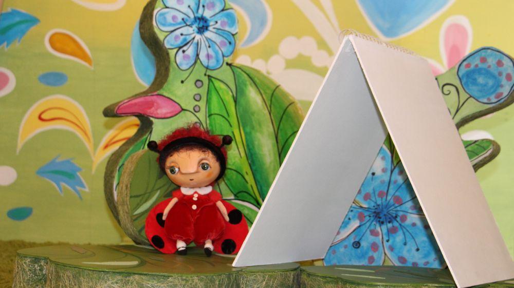 Крымский академический театр кукол представил премьеру спектакля для самых маленьких зрителей «Приключения малышки Сюзетты»
