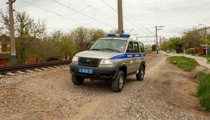 Пожилой крымчанин погиб при переходе железной дороги в неустановленном месте