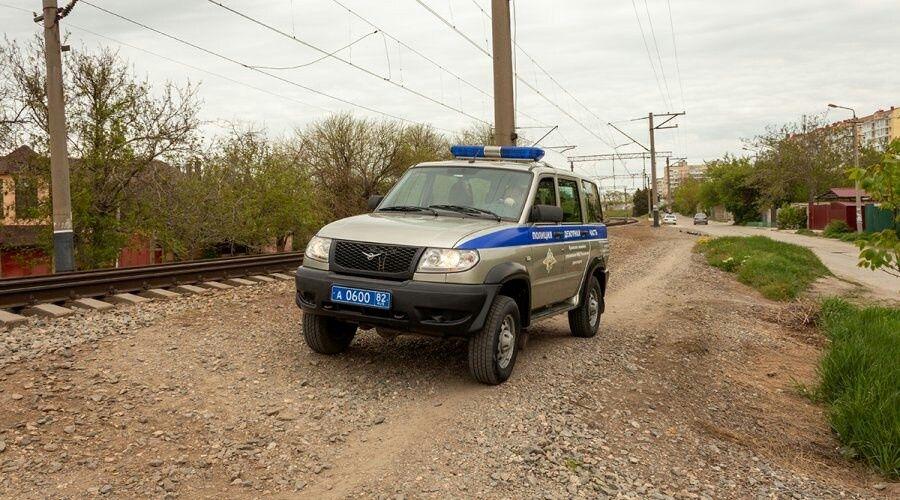 Электричка сбила пенсионера в Симферополе