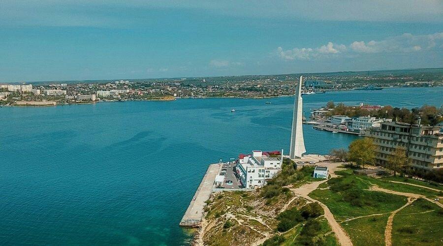 Ремонт обелиска «Штык и парус» начнётся в Севастополе в этом году