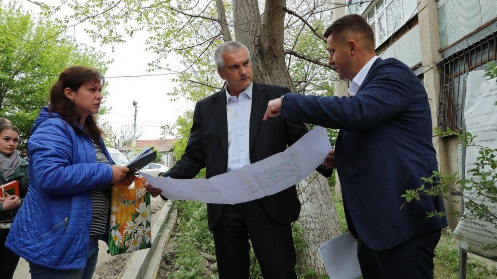 Сергей Аксёнов: Руководители МУПов, которые не принимают участие в собраниях жителей, будут освобождены от своих должностей