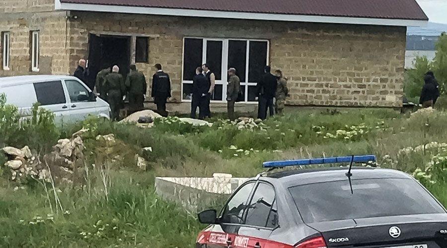 В Крыму правоохранители при задержании ликвидировали подозреваемого