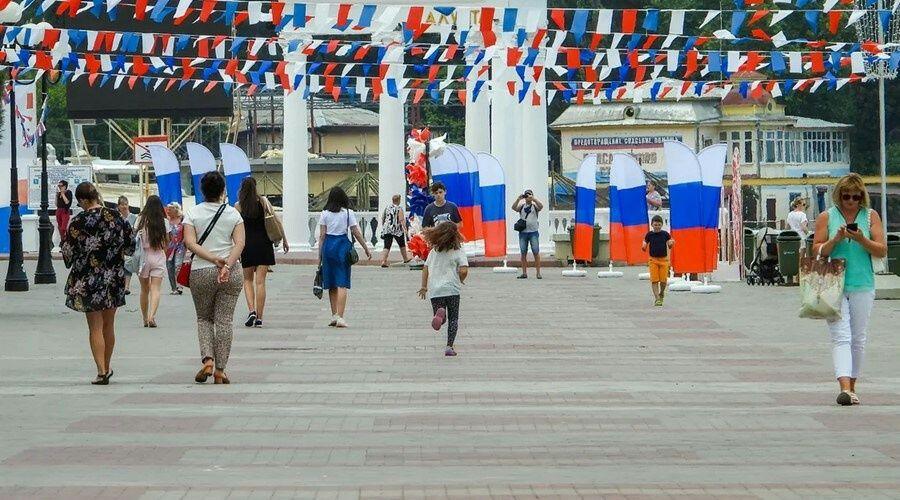 Крым побил рекорд всего постсоветского периода по числу туристов в майские праздники