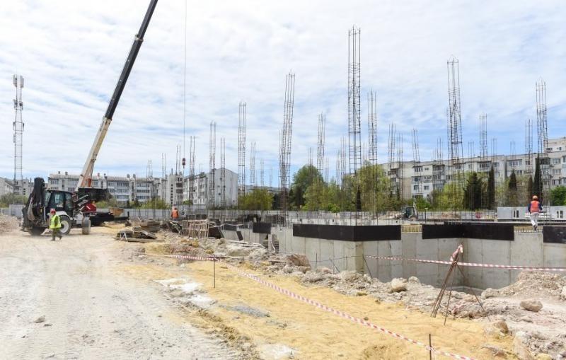 Новый детский сад на улице Героев Бреста откроется в конце года