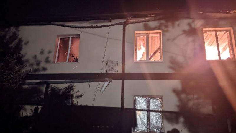 За выходные дни сотрудниками ГКУ РК «Пожарная охрана Республики Крым» было ликвидировано 22 пожара