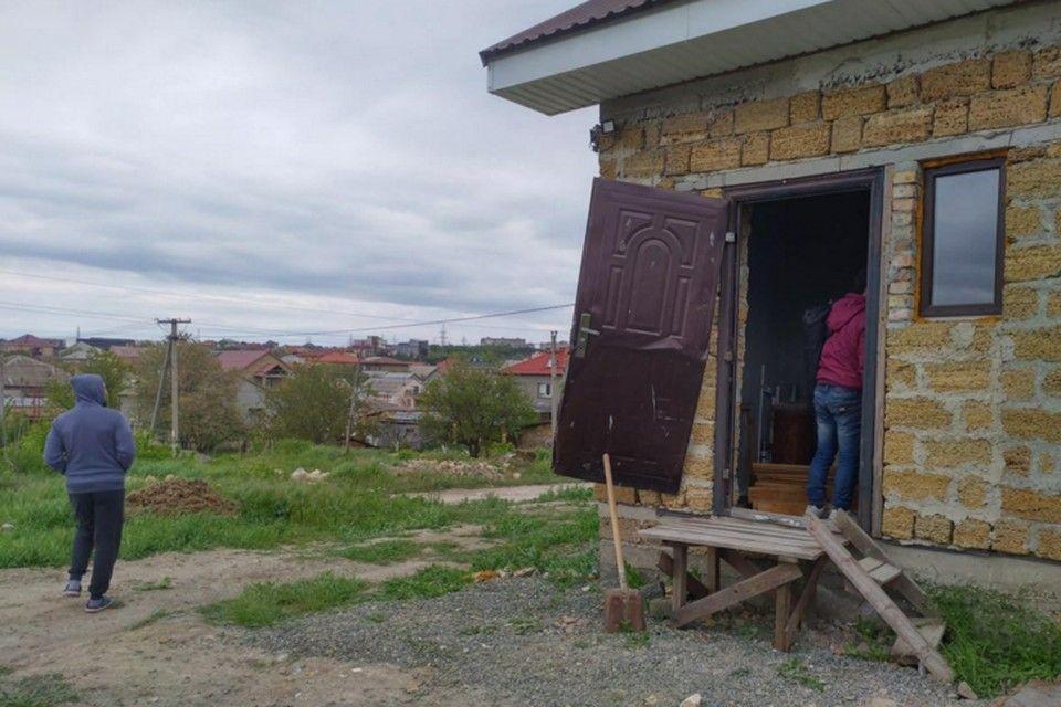 Спецоперация силовиков в Крыму закончилась убийством подозреваемого