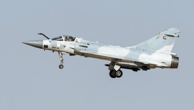 Над Черным морем перехвачены три французских военных самолета