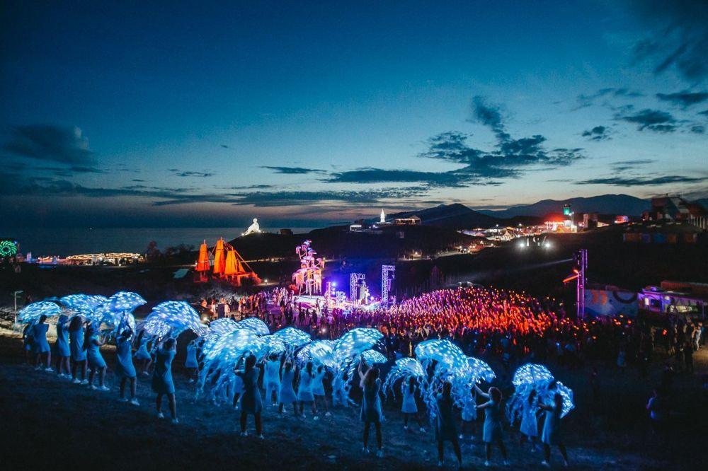 Фестиваль «Таврида.АРТ» получил 6 наград конкурса Global Eventex Awards