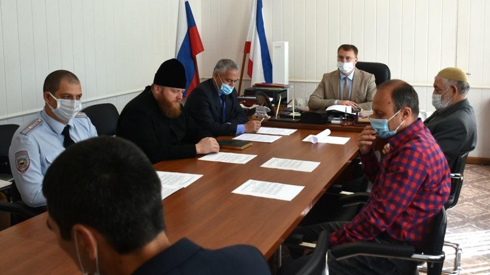 Состоялось заседание Совета по межнациональным и межконфессиональным отношениям