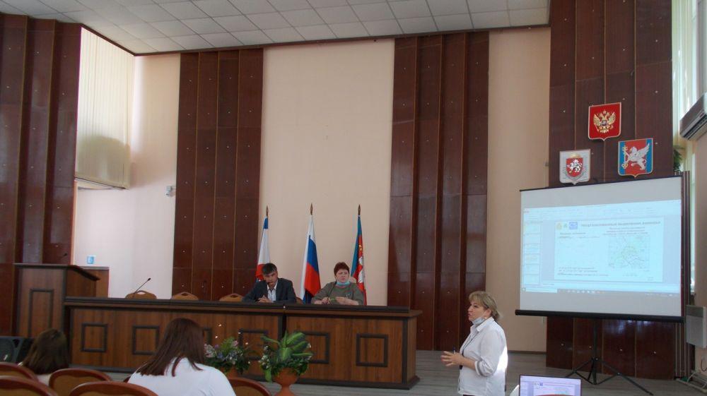 В Красноперекопском районе прошли общественные слушания по оценке воздействия на окружающую среду модернизации Акционерного общества «Крымский содовый завод»
