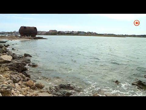 Корабли на распил до конца недели отбуксируют в Инкерман (СЮЖЕТ)