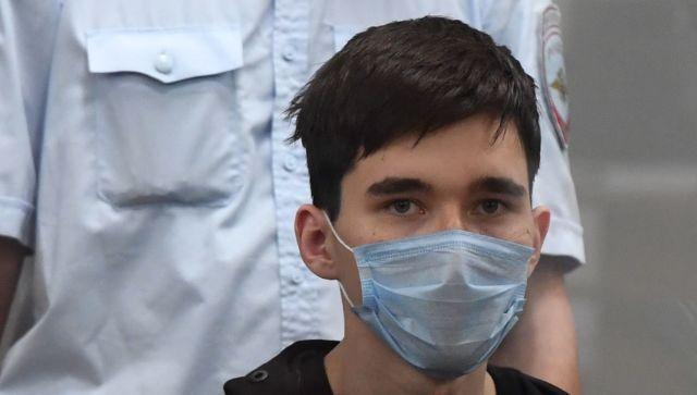 Устроившего бойню в Казани арестовали на два месяца