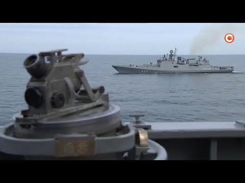 Черноморский флот отметил 238 лет со дня создания (СЮЖЕТ)