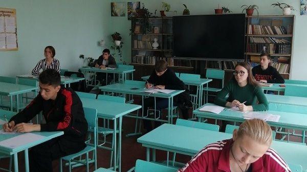 В общеобразовательных учреждениях Джанкойского района проведён II этап итогового сочинения (изложения)