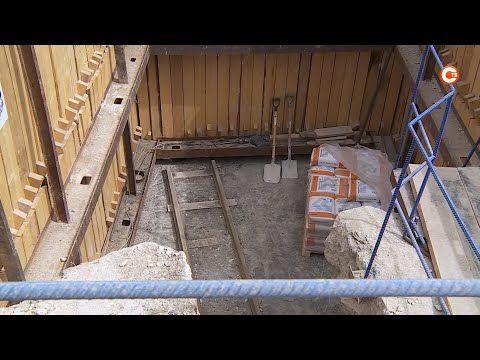 Строительство Мартыновского канализационного коллектора проверили в Севастополе (СЮЖЕТ)