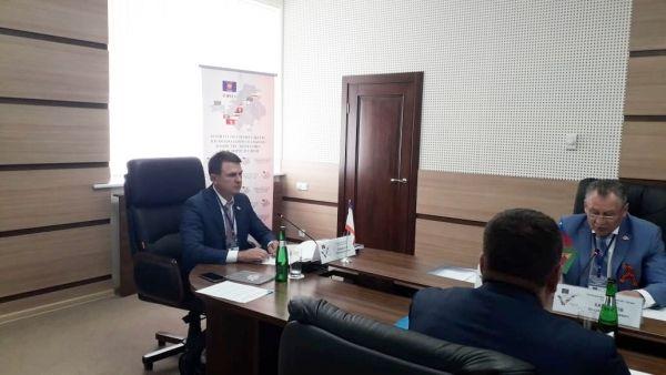 Леонид Бабашов провёл заседание профильного Комитета ЮРПА
