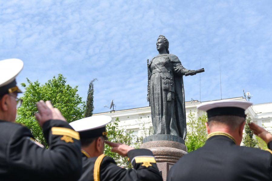 Черноморский флот принимает поздравления с 238-й годовщиной со дня образования
