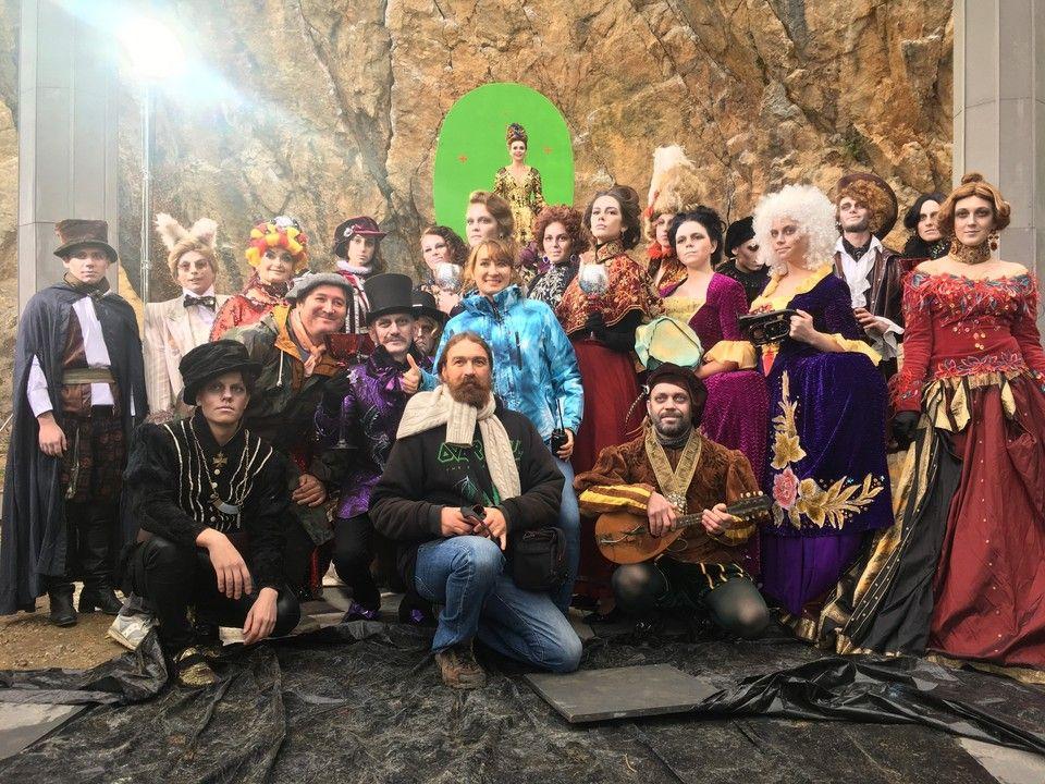 «Феодосийская сказка» готова»: Снятый в Крыму фильм выходит на большой экран