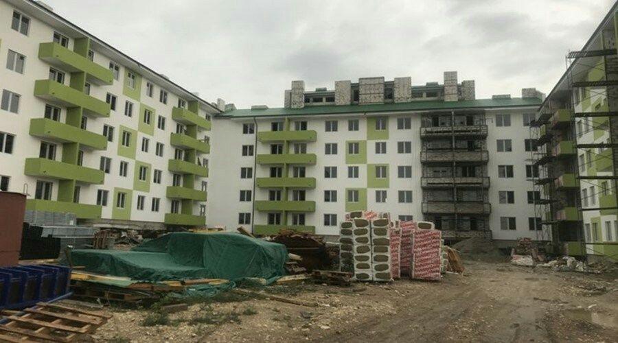 Фирма из Белгорода завершит строительство двух многоэтажек под Симферополем за 640 млн руб