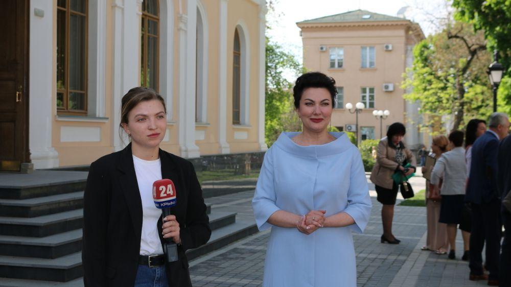 Арина Новосельская: Крым подготовил насыщенную, интересную и разноплановую программу акции «Ночь музеев»