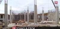 Крым получит от федерального центра средства на строительство переездов и пешеходных переходов через железнодорожные пути