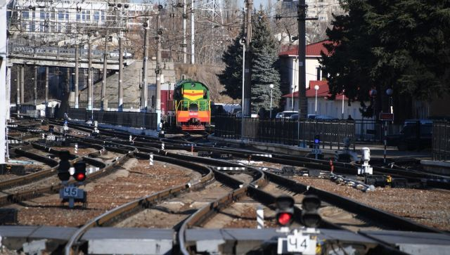 Крым получит почти 2 млрд рублей на новые переходы через ж/д пути