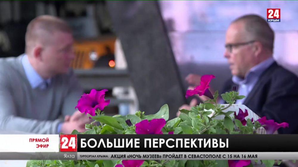 Крым – точка притяжения иностранных инвесторов